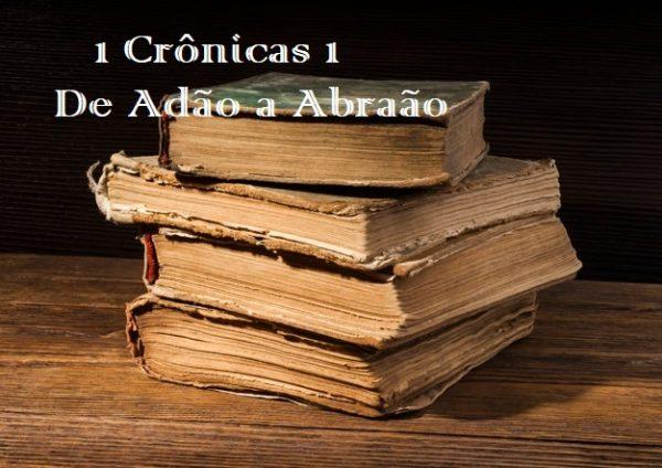 1 cronicas 1