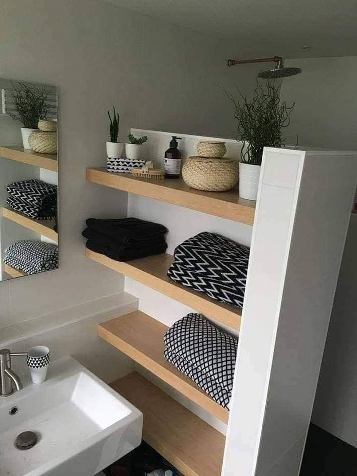 Ideias de prateleiras incríveis para sua casa!