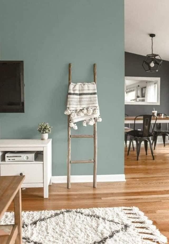 Ideias para decorar sua casa com a cor verde azulado!