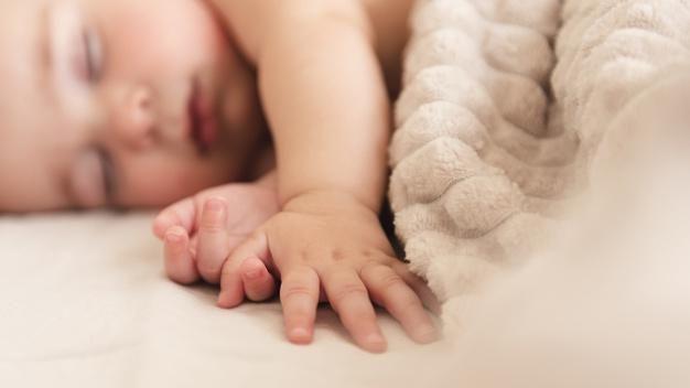 Kit de Manicure do bebê