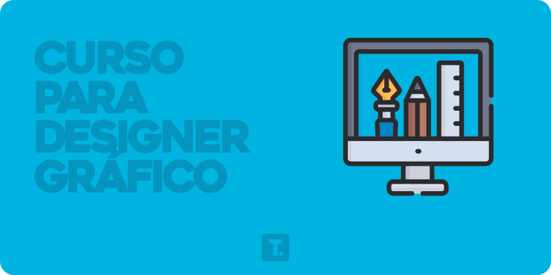 Curso para designer gráfico