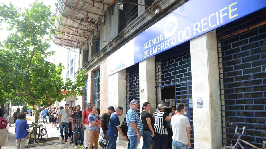 Agência do Trabalho Recife