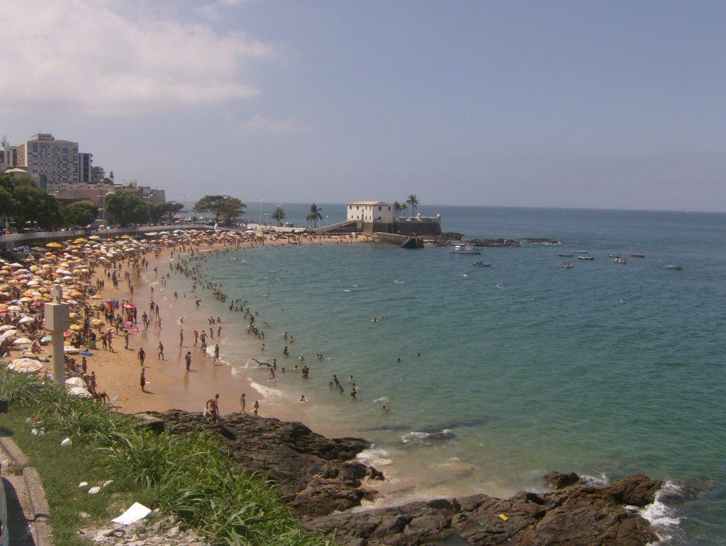 Praia do Porto da Barra 1