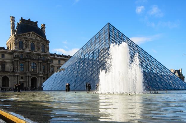 Pontos turísticos da França